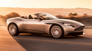 H Aston Martin DB11 Volante είναι το πιο όμορφο κάμπριο του κόσμου