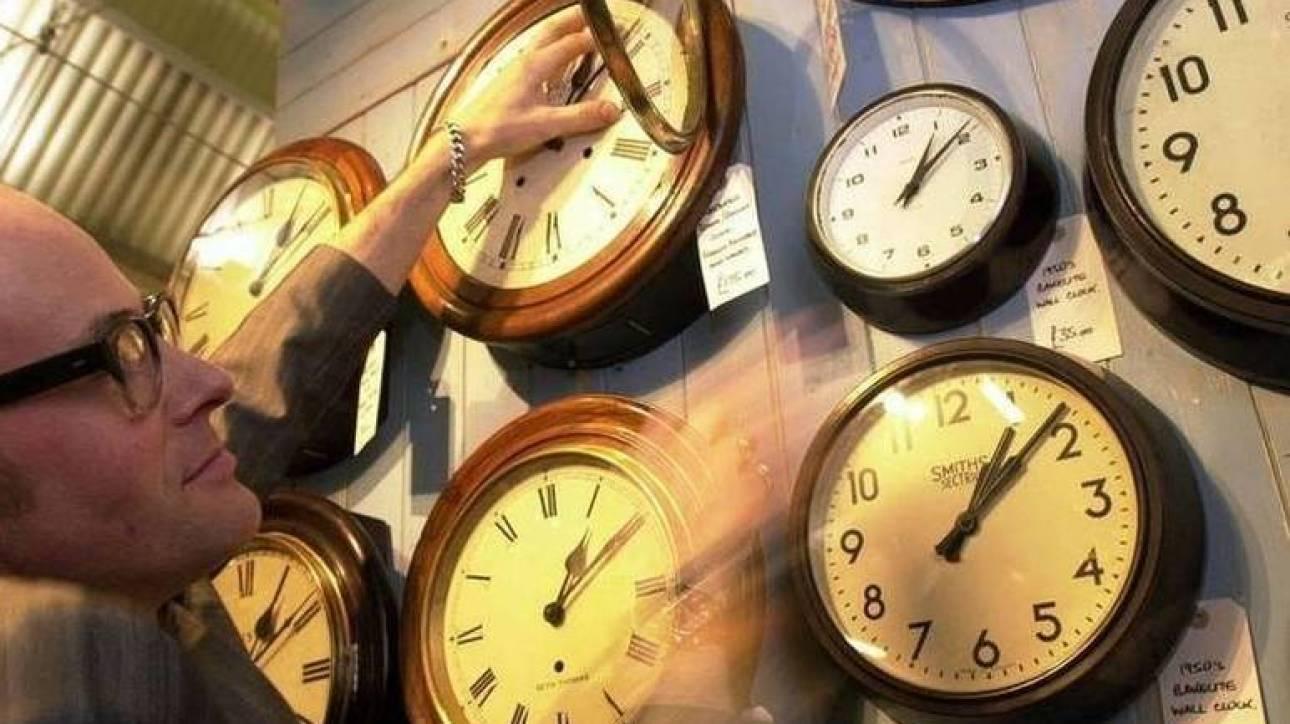 Προσοχή: Πότε αλλάζει η ώρα σε χειμερινή