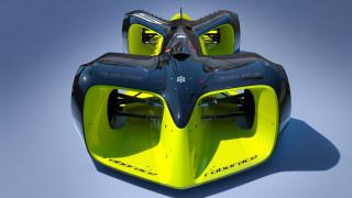 Roborace: Το αυτόνομο μέλλον της Formula