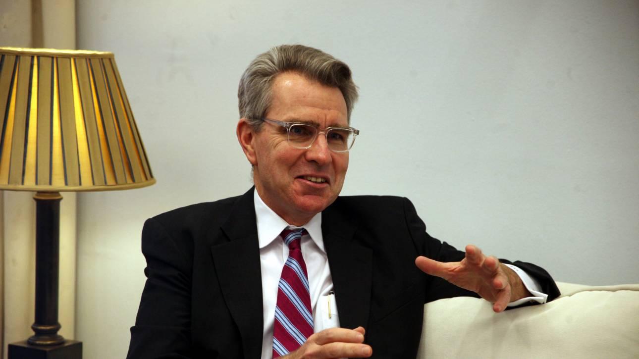Πάιατ: Η επίσκεψη Τσίπρα στις ΗΠΑ θα είναι επιτυχής