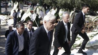 Κηδεία Μιχάλη Ζαφειρόπουλου: Πλήθος κόσμου «αποχαιρέτησε» τον εκλιπόντα