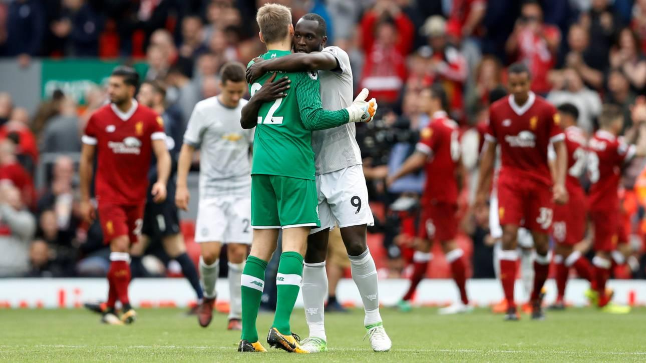 Premier League: «Εύκολη ισοπαλία» της Γιουνάιτεντ στο Λίβερπουλ, πρώτη η Σίτυ