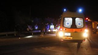 Τροχαίο δυστύχημα με δύο νεκρούς στη λεωφόρο Ποσειδώνος