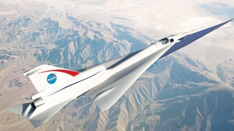 X-Plane: To υπερηχητικό θαύμα της NASA