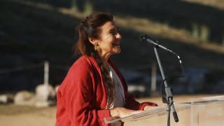 Κονιόρδου: Η απόφαση του ΚΑΣ υπηρετεί το δημόσιο συμφέρον και την προστασία των αρχαιοτήτων