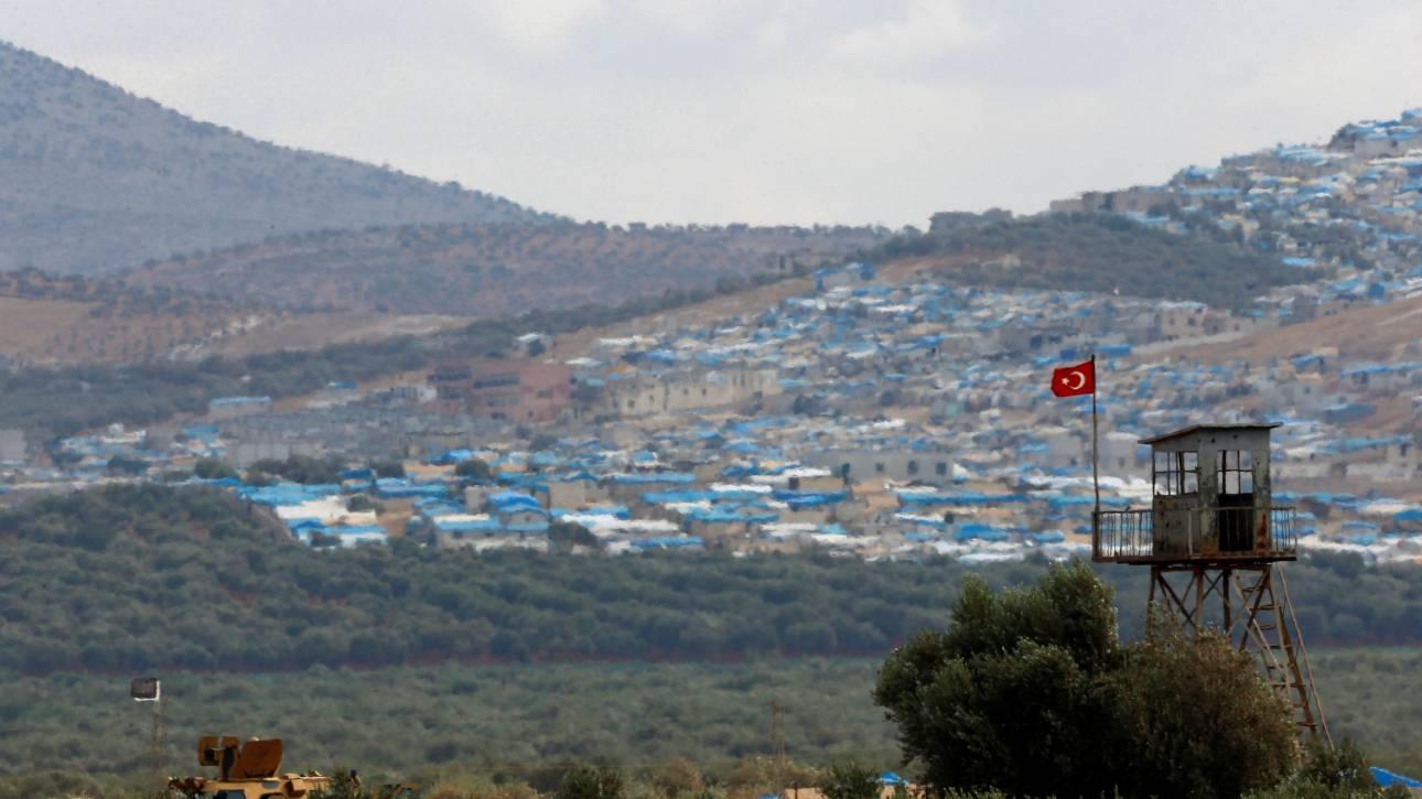 Δαμασκός: «Κατάφωρη επίθεση» η παρουσία των τουρκικών δυνάμεων στο Ιντλίμπ