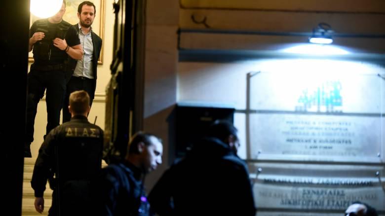 Πηγές ΕΛΑΣ στο CNN: Προσχηματική η συζήτηση των δραστών με τον Ζαφειρόπουλο στο γραφείο