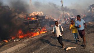 Σομαλία: Δραματικός ο απολογισμός των δύο βομβιστικών επιθέσεων