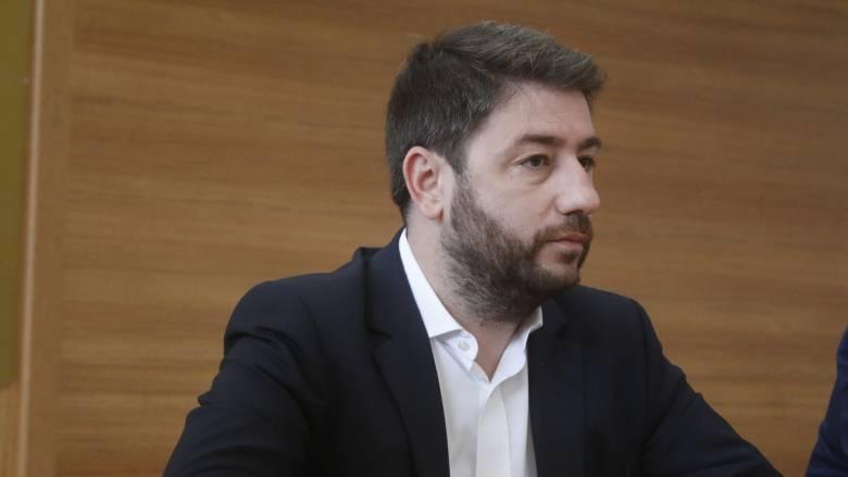 Νίκος Ανδρουλάκης: Θετικός για κυβερνητική συνεργασία με άλλες δυνάμεις του συνταγματικού τόξου