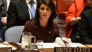 Νίκι Χέιλι: Οι ΗΠΑ παραμένουν «προς το παρόν» στη διεθνή πυρηνική συμφωνία με το Ιράν