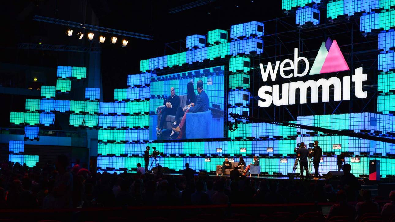 Web Summit: Η διοργάνωση που έκανε restart στη Λισαβόνα