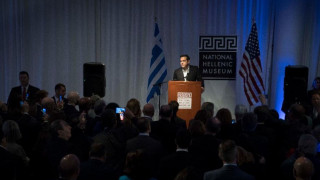 Τσίπρας στις ΗΠΑ: H Ελλάδα επέστρεψε