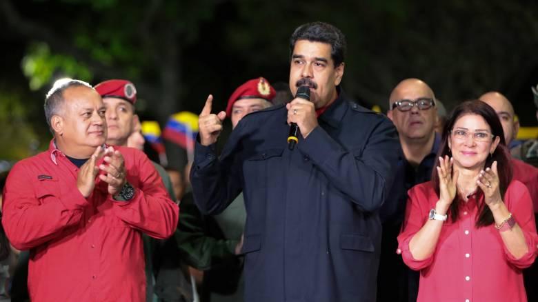 Βενεζουέλα: Θρίαμβος του Μαδούρο στις εκλογές για την ανάδειξη των κυβερνητών