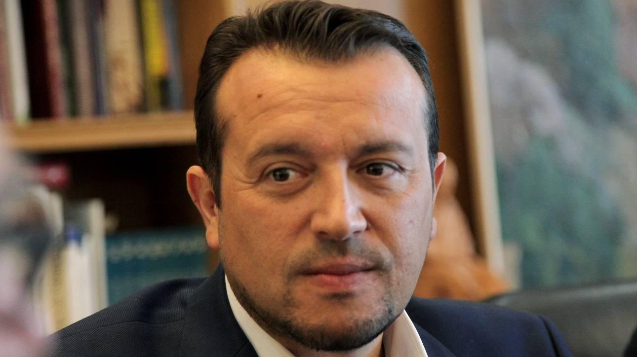 Νίκος Παππάς: Η Ελλάδα έχει μπει σε μία νέα σελίδα