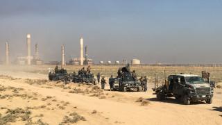 Οι ιρακινές δυνάμεις «προελαύνουν» στο Κιρκούκ - Κατέλαβαν σημεία «κλειδιά» (pics)