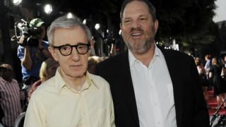 Σκάνδαλο Γουάινσταϊν: O Γούντι Άλεν προκαλεί με τη «θλίψη» του για τον (εκ)βιαστή του Χόλιγουντ