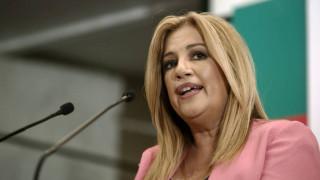 Το tweet της Γεννηματά για την απόσυρση της υποψηφιότητας Κωνσταντινόπουλου