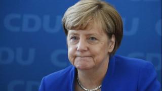 Μέρκελ: Οι διαπραγματεύσεις για τον σχηματισμό κυβέρνησης θα διαρκέσουν αρκετές εβδομάδες