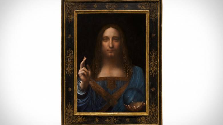 Salvator Mundi: Το τελευταίο έργο του ντα Βίντσι ιερό δισκοπότηρο για τους συλλέκτες