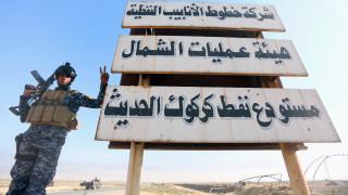 Στον πλήρη έλεγχο των ιρακινών δυνάμεων το Κιρκούκ