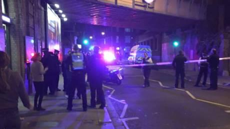 Επίθεση με μαχαίρι στον σταθμό Parsons Green στο Λονδίνο