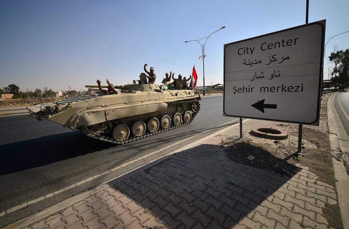 2017 10 16T155419Z 901458702 RC1F4C2A1220 RTRMADP 3 MIDEAST CRISIS IRAQ KURDS KIRKUK