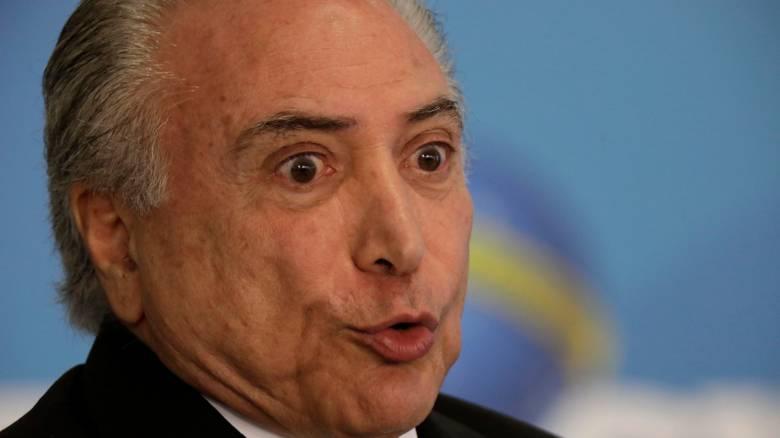 Το τηλέφωνο του προέδρου της Βραζιλίας στη δημοσιότητα... κατά λάθος