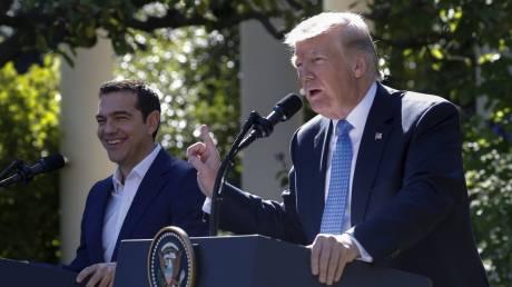 Το μήνυμα Τραμπ προς το Βερολίνο για «υπεύθυνο σχέδιο ελάφρυνσης του ελληνικού χρέους»