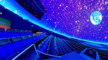 Το Σύμπαν με νέο… μάτι στο Ευγενίδειο Πλανητάριο