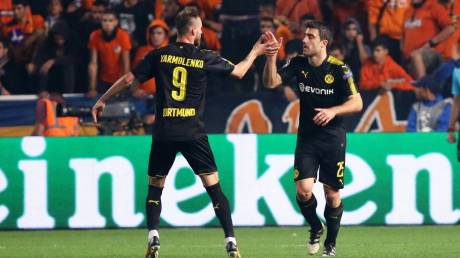 Champions League: Ο ΑΠΟΕΛ σταμάτησε τη Ντόρτμουντ, γκολ ο «Σωκράτης»