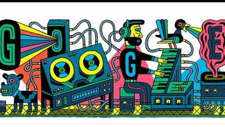 Στο Στούντιο Ηλεκτρονικής Μουσικής του WDR αφιερωμένο το Google Doodle