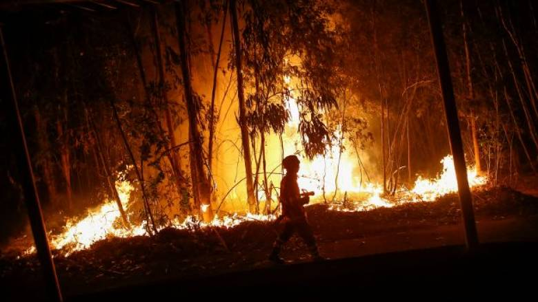 Πορτογαλία: Τραγικός ο απολογισμός των θυμάτων από τις πυρκαγιές (pics)