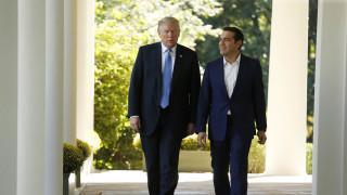 Η συνάντηση Τσίπρα-Τραμπ μέσα από τη «ματιά» των διεθνών ΜΜΕ
