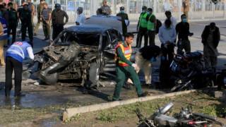 Νεκροί και τραυματίες από βομβιστική επίθεση στο Πακιστάν
