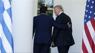 Συνάντηση Τραμπ – Τσίπρα: Έπαινοι, δεσμεύσεις και μια αμήχανη στιγμή