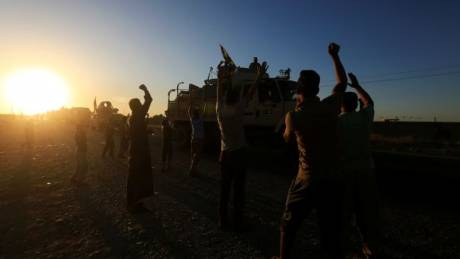Ιράκ: Ο στρατός ανακατέλαβε περιοχές που ελέγχονταν από Κούρδους