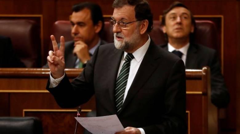Αναστολή της αυτονομίας της Καταλονίας εξετάζει η Μαδρίτη