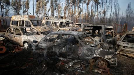 Πορτογαλία: Παραιτήθηκε η υπουργός Εσωτερικών μετά τις φονικές πυρκαγιές