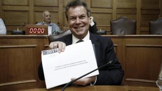 «Παρεμβάσεις» για χορήγηση συντάξεων και ΕΦΚΑ προανήγγειλε ο Πετρόπουλος