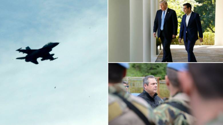 Έντονες αντιπαραθέσεις με φόντο τη συμφωνία για τα F-16