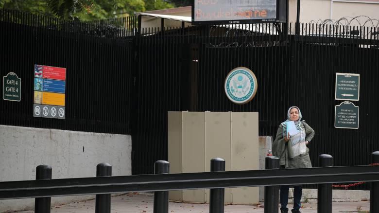 Εκπρόσωπος Ερντογάν: Οι συνομιλίες με τις ΗΠΑ για τη βίζα οδεύουν προς σωστή κατεύθυνση