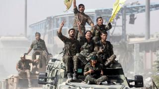 Η Γαλλία χαιρετίζει την απελευθέρωση της Ράκα από τον ISIS