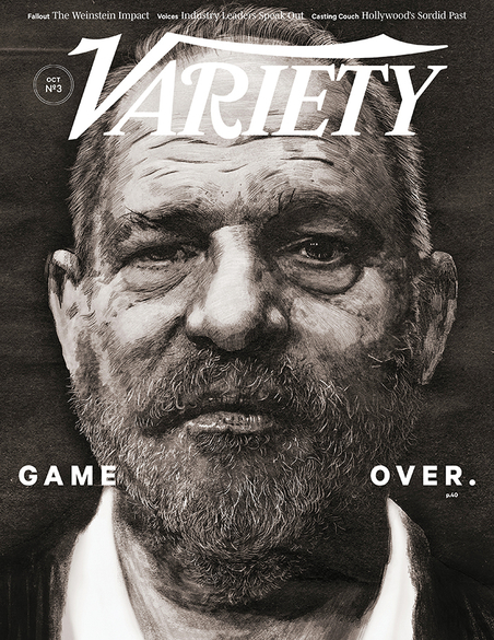 variety weinstein harassment cover for web