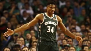 NBA: Τρομερό ξεκίνημα με 37 πόντους ο Αντετοκούνμπο και νίκη στη Βοστώνη (vid)
