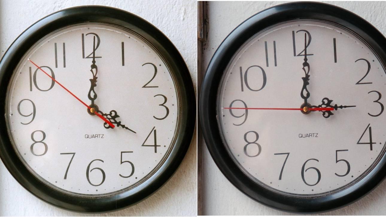 Αλλαγή ώρας: Εφαρμογή χειμερινής ώρας και στα Κατεχόμενα φέτος