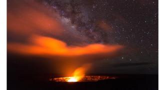 «Ηφαιστειακός» τουρισμός: Πετώντας πάνω από την καλντέρα του Κιλαουέα