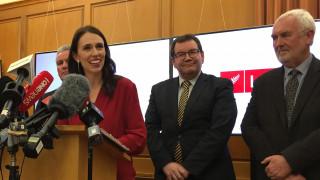 Τσασίντα Άρντερν: Η νεότερη γυναίκα πρωθυπουργός της Νέας Ζηλανδίας!