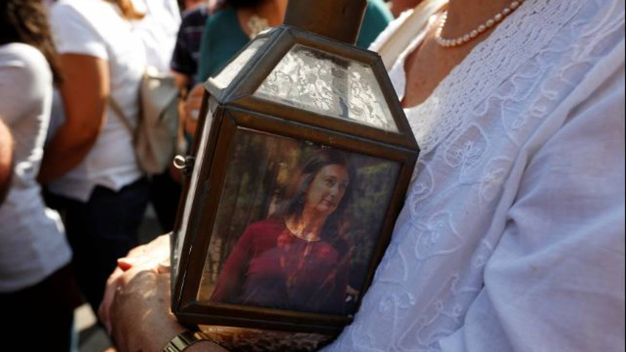 Μάλτα: Παραίτηση Μουσκάτ ζητούν οι γιοι της δολοφονημένης δημοσιογράφου