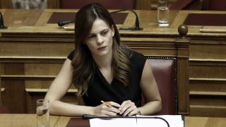 Έ. Αχτσιόγλου: Λύση στο πρόβλημα των εργατικών ατυχημάτων θα δώσει το εθνικό πρόγραμμα