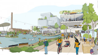 Google City: H «έξυπνη» πόλη του μέλλοντος σχεδιάζεται στον Καναδά